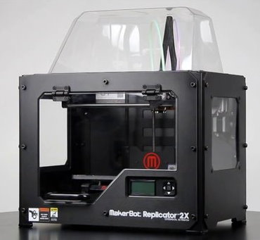 MakerBot Replicator 2X 3D印表機
