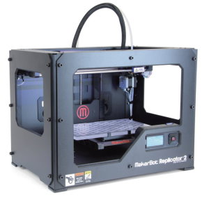 MakerBot Replicator 2  3D�C�L��