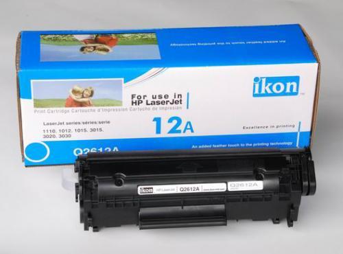 HP相容碳粉匣 Q2612A